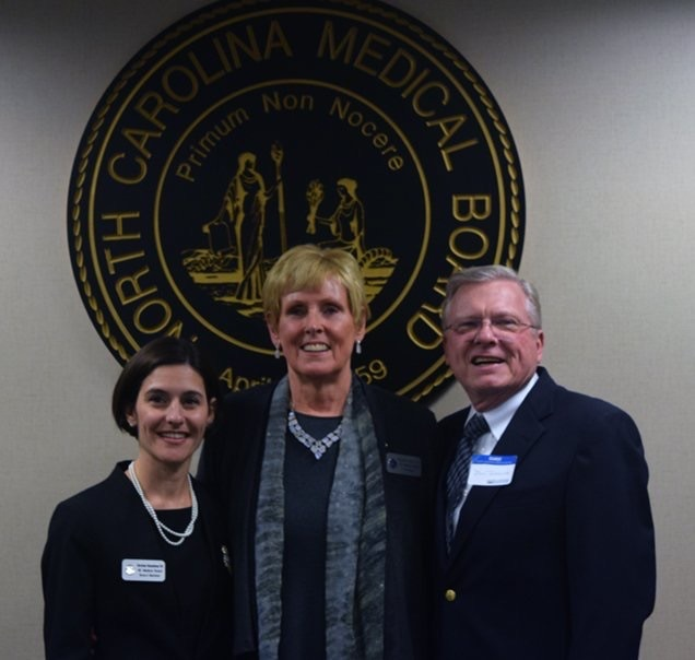 NC Medical Board Present, Past and Future